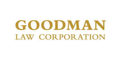 Goodman Law Corporation Retina Logo